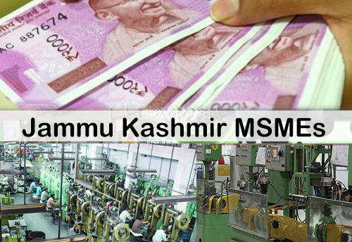 PDD fails to release the payments of J&K MSMEs; unit holders facing working capital crunch: FOIJ