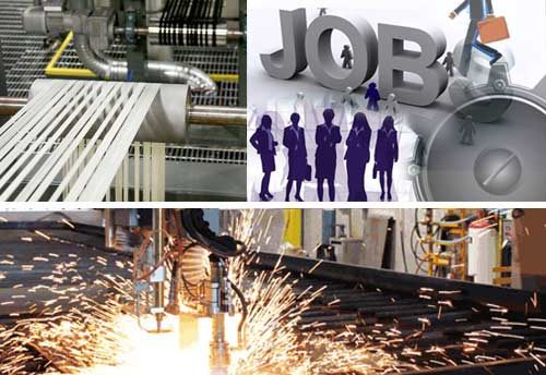 Manufacturing makes up 41% of total employment: QES Report