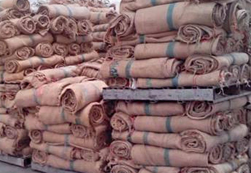 Mandatory jute packaging norms extended for food grains & sugar