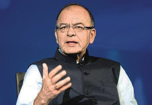 Jaitley calls for open borders, no barriers for trade