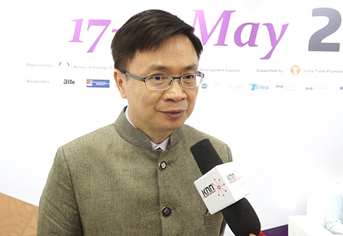 Taiwan is famous for robust MSMEs; India and Taiwan can leverage experience, expertise: TAITRA Chairman