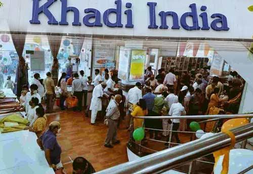 Gujarat records Rs 3.25 cr Khadi sales on Gandhi Jayanti