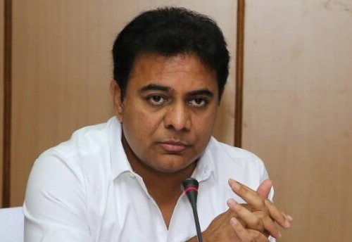 KTR slams centre for ignoring southern states