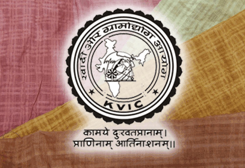 KVIC develops double layered Khadi mask