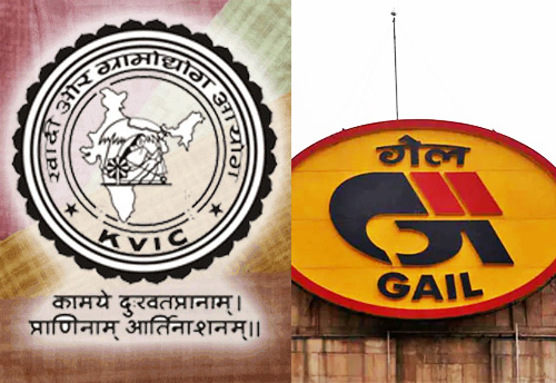 KVIC bags fresh order worth Rs 5.88 crore from GAIL