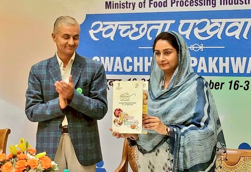 Cleanliness to be given utmost importance across food processing sector: Badal