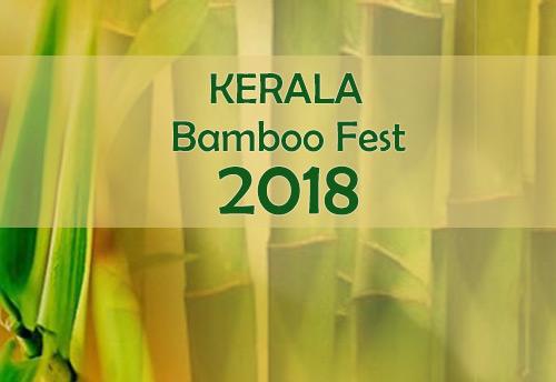 'Kerala Bamboo Fest-2018' to begin tomorrow