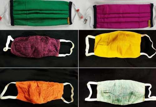KVIC urges Belgaum-based woman entrepreneur to make khadi masks