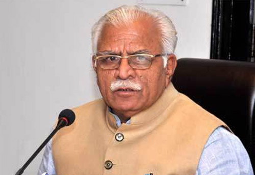 Haryana CM assures all support to entrepreneurs for setting up MSME units