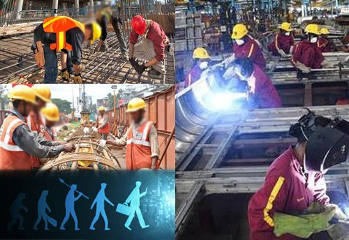 Labour productivity falls in India: Report