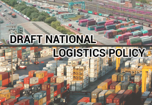 Draft National Logistics Policy should incentivize express industry