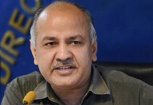 Manish Sisodia proposes GST scheme for MSMEs with turnover of up to Rs 5 crore