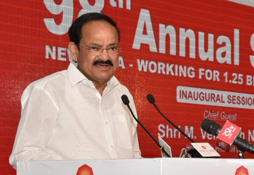 Industry bodies to promote ethical practices among its members: Venkaiah Naidu