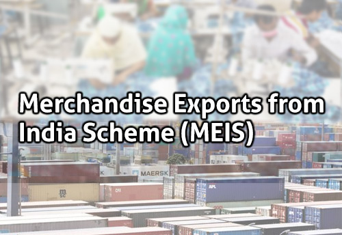 Govt announces enhancement of MEIS for readymade garments