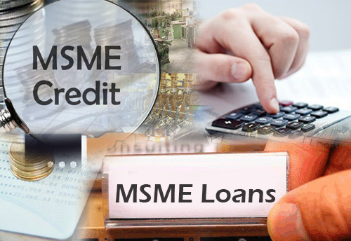 Huge gap in demand for credit by MSMEs & loans given by banks: Expert