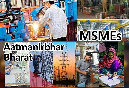 MSMEs to play vital role in Aatmanirbhar Bharat: COSIA