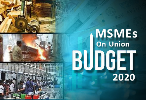 MSMEs give thumps up to 'growth inducing budget'