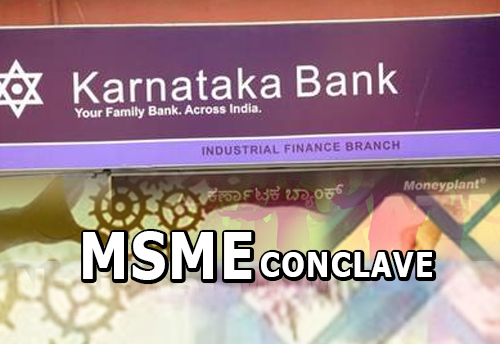 JKSHIM in association with Karnataka Bank to organise MSME conclave on Dec 7