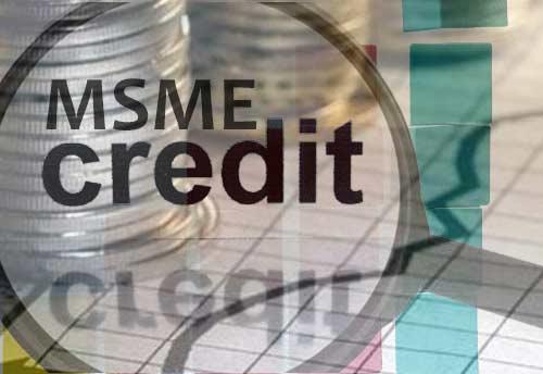 MSME credit demand surges as markets open post unlock in Jun'21: SIDBI - TransUnion CIBIL report