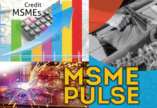 Pro MSME govt policies & schemes, assisted by Central & State Institutions helped in significant growth of MSMEs: MSME Pulse