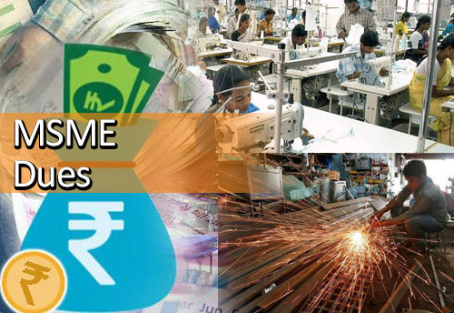 Govt writes to over 2800 corporates to clear MSME dues