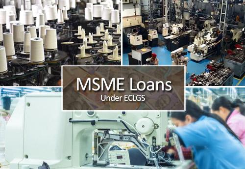 Banks sanction Rs 1.58 lakh crore loans to MSMEs under credit guarantee scheme