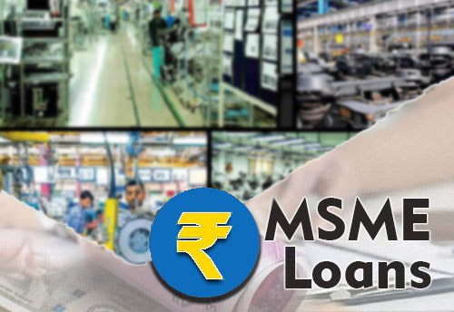 Banks disburse 56,091 cr to MSMEs under credit guarantee scheme
