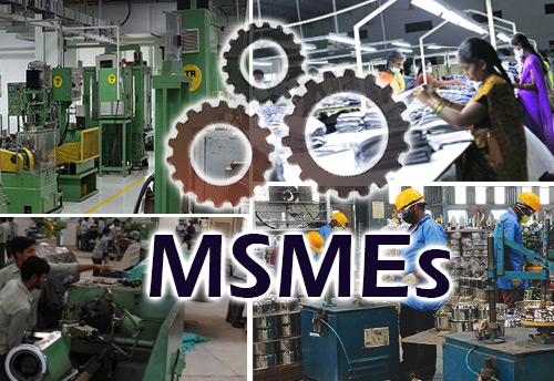 UP CM lauds MSMEs; calls it backbone of industrial growth