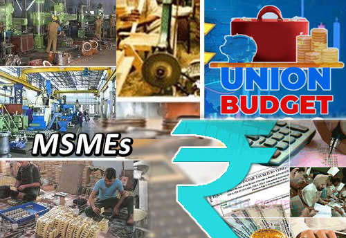 Finance Ministry allocates Rs 7,572.20 cr for MSMEs