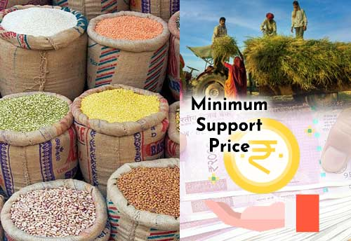 Govt issues uniform specifications of food grains for pool procurement