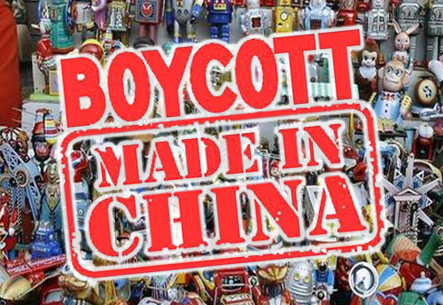 CAIT calls for  boycotting Chinese products dominating MSMEs' products in India