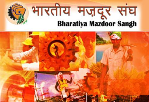 Bhartiya Majdoor Sangh lauds relaxation of Labour Laws