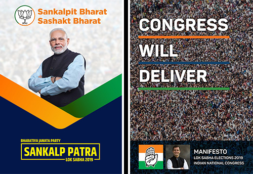 Elections 2019: Congress Vs BJP Manifesto-Who promises what for MSMEs, traders and start-ups