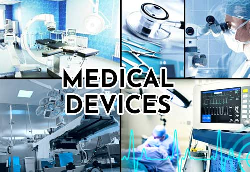 Scheme for promotion of Medical Device Park notified with outlay of Rs. 400 crore