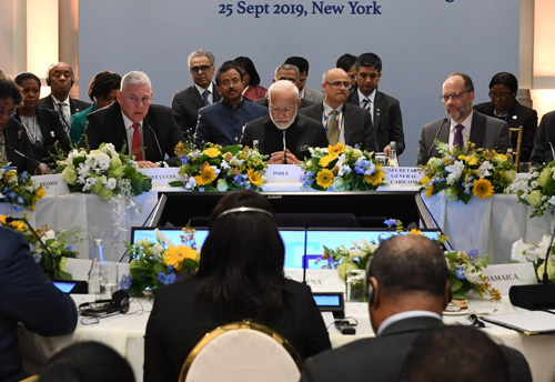 Enhance business of MSMEs which create more opportunities for farmers & agriculture: PM Modi tells global CEOs