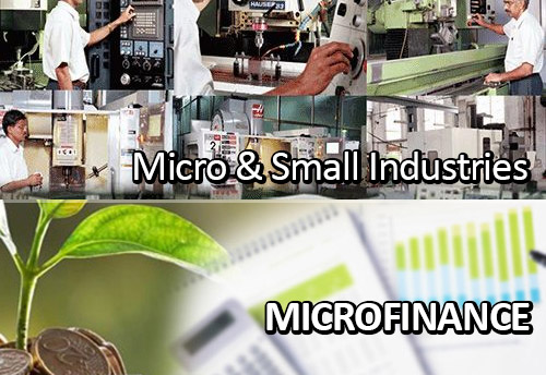 Govt to set up social microfinance institution to support micro & small industries