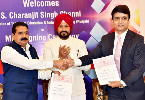 Tata Technologies inks pact with Gujral Varisty to establish 5 centers for innovation, invention and incubation in Punjab