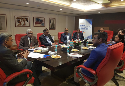 Moneycontrol organises 'SME Round Table Conference' in New Delhi