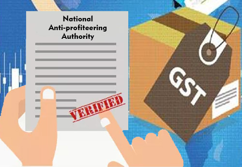 GST Council likely to extend the tenure of NAA