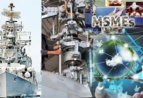 For Indian Navy to be self-reliant, infusion of new technology & MSME participation crucial: Rear Admiral R Vijay Sekhar