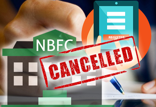 Registrations of more NBFCs cancelled