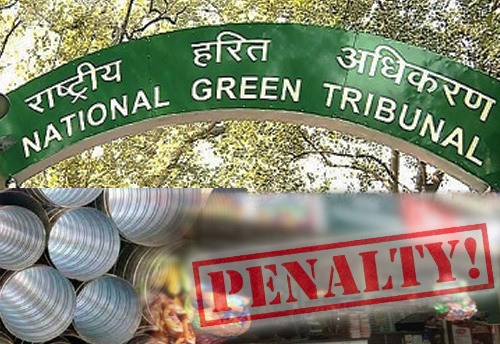 NGT slaps fine of Rs 50 crore on Delhi govt for not taking action against steel pickling units in residential areas