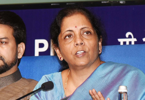 Finance Minister Nirmala Sitharaman announces interest equalization for MSMEs