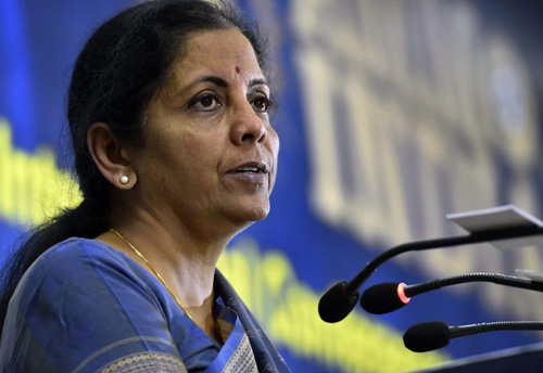 Ahead of GST Council meet, Sitharaman holds pre-budget meeting with Finance Ministers of all state