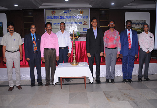 NSIC Trichy conducts Special Vendor Development Program for SC-ST