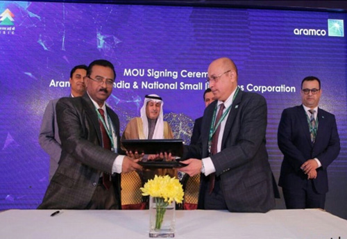 NSIC inks MoU with Aramco Asia; MSMEs to benefit