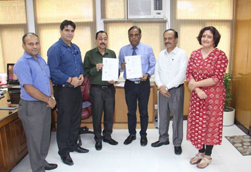 NSIC signs MoU with State Bank of India for financing credit to MSMEs under its bank credit facilitation scheme