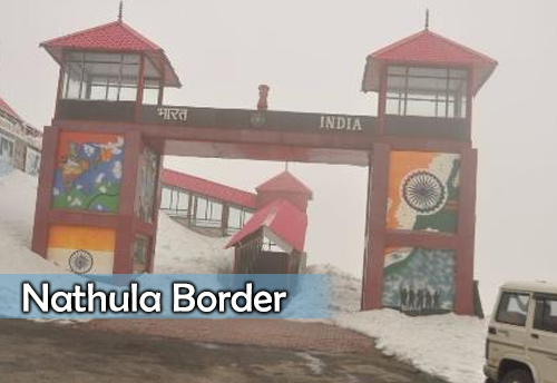 Indian traders export goods worth Rs 3.75 crore through Nathula border in Sikkim