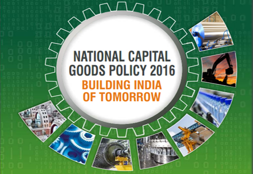 Need to promote growth, build capacity of SMEs to compete with established firms: National Capital Goods Policy