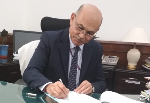 IRS officer Pramod Chandra Mody appointed as new chairman of CBDT